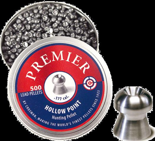 Пульки LHP77 4,5 мм 7,9 gr. Hollow Point , 500 шт.